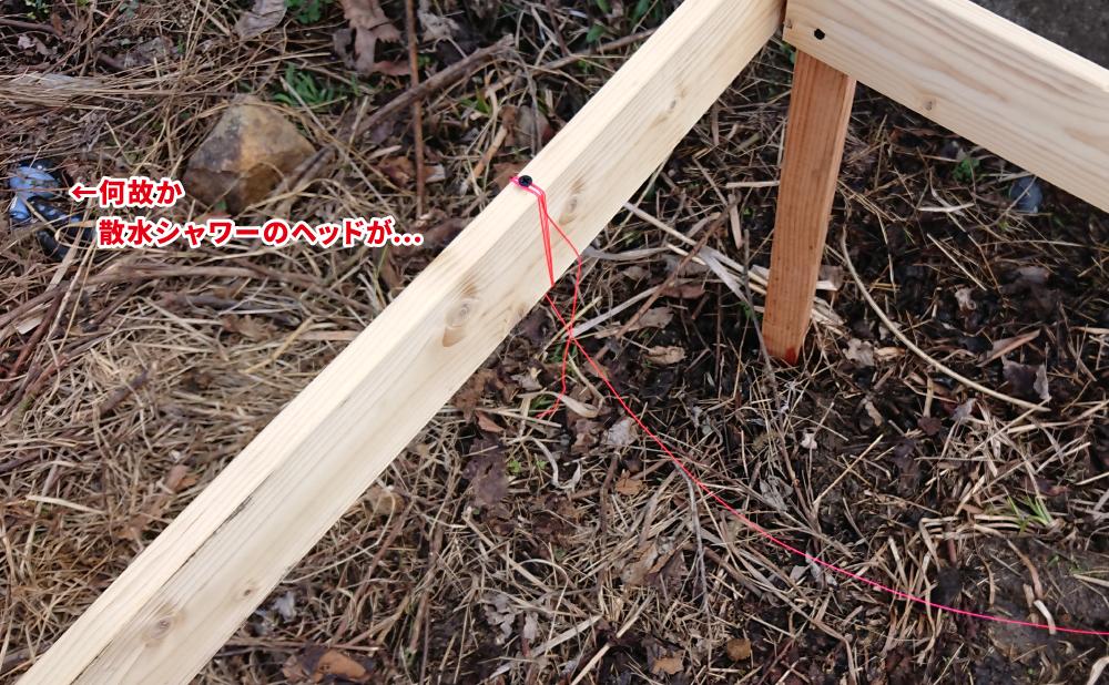 水糸の巻き方(遣り方)